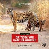 Die Tiger von Ranthambhore Cover