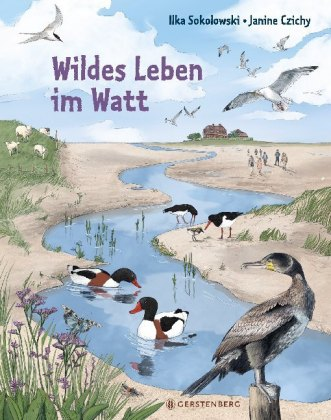 Wildes Leben im Watt