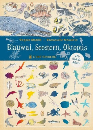 Blauwal, Seestern, Oktopus