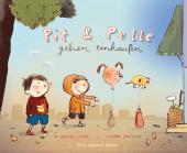 Pit und Pelle gehen einkaufen Cover