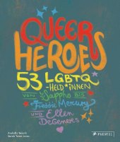 Queer Heroes (dt.) Cover