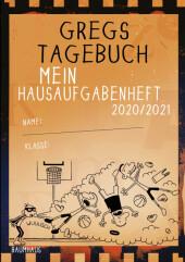 Gregs Tagebuch - Mein Hausaufgabenheft 2020/2021 (VE5)