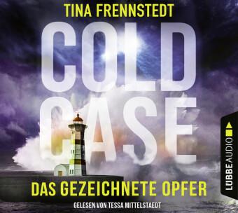 Cold Case - Das gezeichnete Opfer, 6 Audio-CD