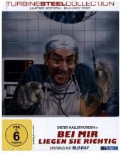 Bei mir liegen Sie richtig, 1 Blu-ray (Limited Edition - Turbine Steel Collection)
