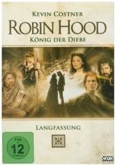 Robin Hood - König der Diebe, 1 DVD