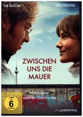 Zwischen uns die Mauer, 1 DVD Cover