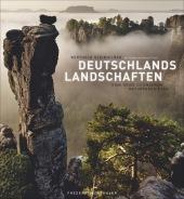 Deutschlands Landschaften - Eine Reise zu unseren Naturparadiesen Cover