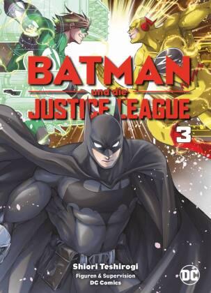 Batman und die Justice League
