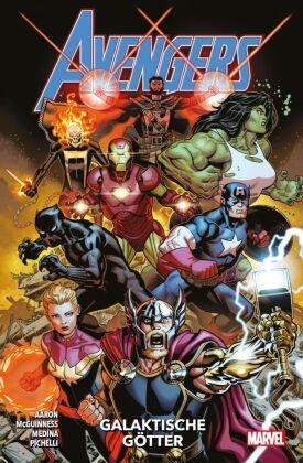 Avengers - Neustart - Galaktische Götter