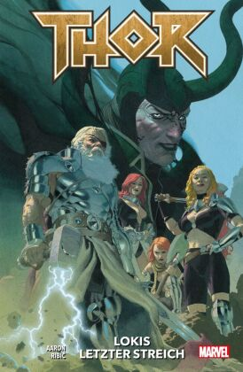 Thor - Neustart - Lokis letzter Streich