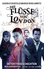 Die Flüsse von London - Detektiv-Geschichten, Graphic Novel