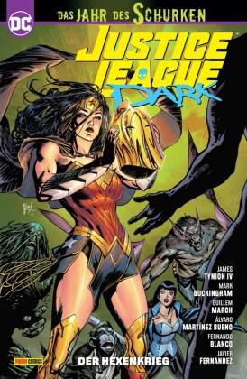 Justice League Dark - Der Hexenkrieg