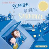 Sonntag, Montag, Sternentag, 1 Audio-CD Cover