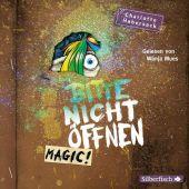 Bitte nicht öffnen - Magic!, 2 Audio-CD Cover