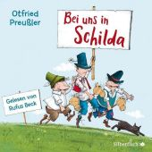 Bei uns in Schilda, 2 Audio-CD Cover