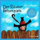Der Räuber Hotzenplotz - Das Hörspiel, 2 Audio-CD