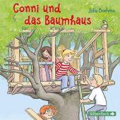 Conni und das Baumhaus, 1 Audio-CD Cover