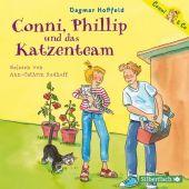 Conni, Phillip und das Katzenteam, 2 Audio-CD Cover