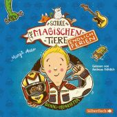 Die Schule der Magischen Tiere - Endlich Ferien - Benni und Henrietta, 2 Audio-CD Cover