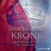 Zerschlagene Krone - Geschichten aus der Welt der roten Königin, 2 Audio-CD, MP3