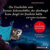 Die Geschichte vom kleinen Siebenschläfer, der überhaupt keine Angst im Dunkeln hatte, Die Geschichte vom kleinen Sieben Cover