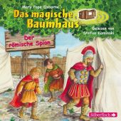 Das magische Baumhaus - Der römische Spion, 1 Audio-CD Cover