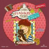 Die Schule der Magischen Tiere - Endlich Ferien - Helene und Karajan, 1 Audio-CD
