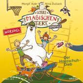 Der Hausschuh-Dieb, 1 Audio-CD Cover