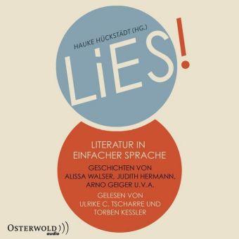 LiES. Literatur in Einfacher Sprache, 4 Audio-CD
