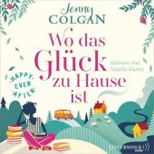Happy Ever After - Wo das Glück zu Hause ist, 2 Audio-CD, MP3 Cover