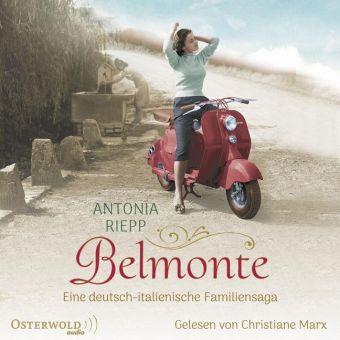 Belmonte, 2 Audio-CD, MP3
