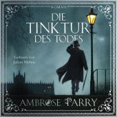 Die Tinktur des Todes, 2 Audio-CD, MP3
