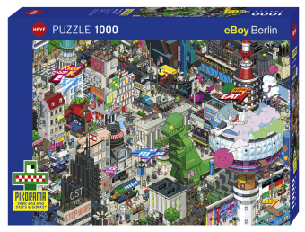 Berlin Quest (Puzzle)