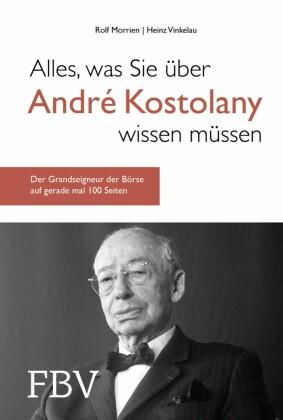 Alles, was Sie über André Kostolany wissen müssen