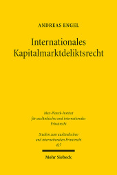 Internationales Kapitalmarktdeliktsrecht