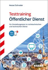 Testtraining Öffentlicher Dienst Cover