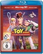 A Toy Story: Alles hört auf kein Kommando 3D, 3 Blu-ray