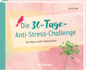 Die 30-Tage-Anti-Stress-Challenge Cover