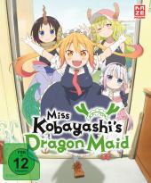 Miss Kobayashis Dragon Maid, 1 DVD (Limited Edition mit Sammelschuber)