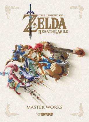 The Legend of Zelda - Breath of the Wild - Master Works