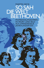 So sah die Welt Beethoven Cover