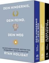 Dein Hindernis, dein Feind, dein Weg - Die Ryan-Holiday-Klassiker-Edition, 3 Bde.