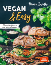 Vegan & Easy Cover