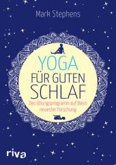 Yoga für guten Schlaf Cover