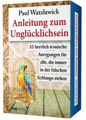 Anleitung zum Unglücklichsein (Kartenspiel)