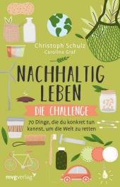 Nachhaltig leben - Die Challenge Cover