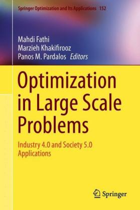 Optimization in Large Scale Problems