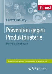 Prävention gegen Produktpiraterie