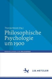 Philosophische Psychologie um 1900