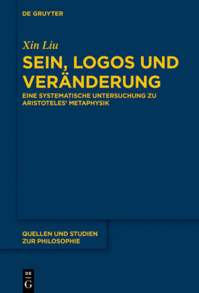 Sein, Logos und Veränderung